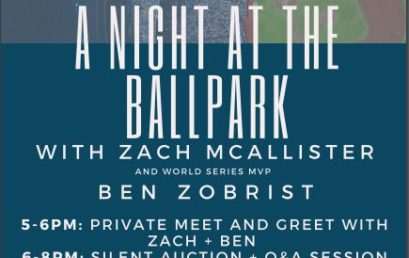 Zach McAllister Night at the Ballpark